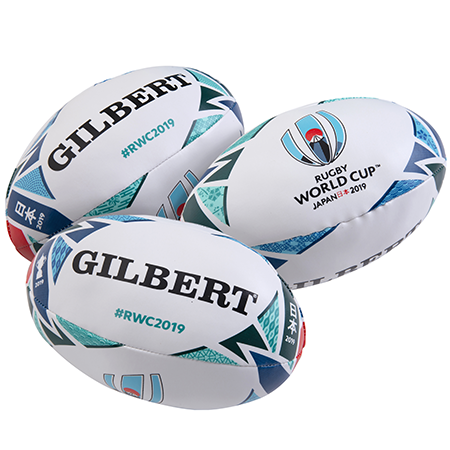 Gilbert Rugby Rugby World Cup RWC 2019 Juggling