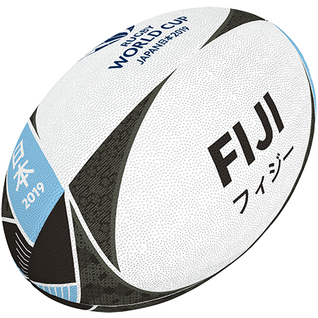Gilbert Rugby 2019 Fiji Supporter Ball